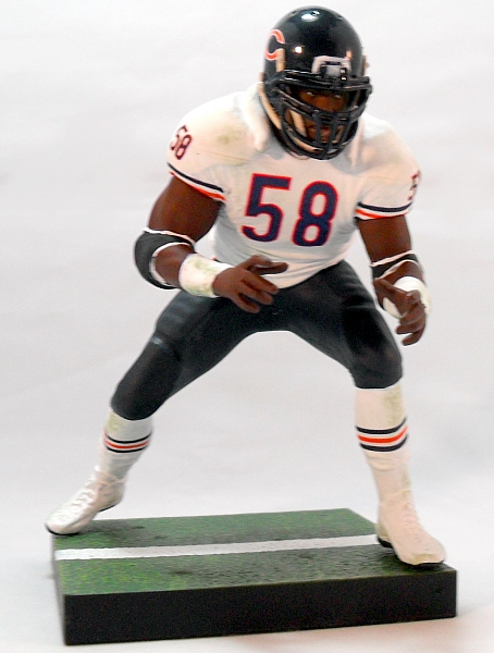 Custom And Practice >> Mcfarlane NFL Custom Figures