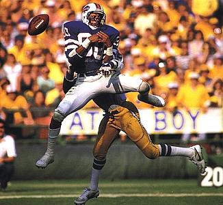 Jerry Butler (American football) Top 50 AllTime Bills No 50 WR Jerry Butler Buffalo Rumblings